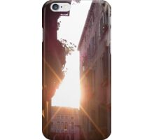 Love and Venice  iPhone Case/Skin