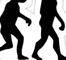 best evolution Sticker