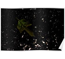 Adrift in the Universe Poster