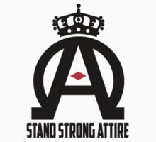 Stand Strong Attire Logo by ssattire