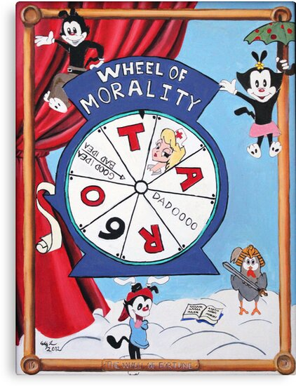 The Wheel of Fortune by Beth Lerman