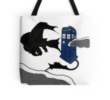 How to Train your Doctor Tote Bag