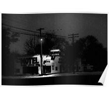 Xmas at the Shady Grove Poster