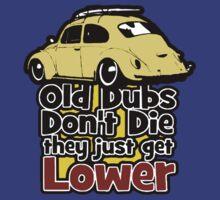VW Volkswagen beetle old skool by lowgrader
