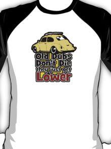 VW Volkswagen beetle old skool T-Shirt