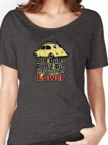 VW Volkswagen beetle old skool Women's Relaxed Fit T-Shirt