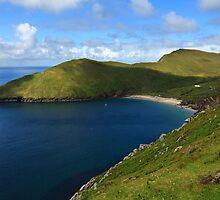 Keem Beach, Achill Island. by Adrian McGlynn