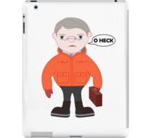 Lester Nygaard - O Heck iPad Case/Skin