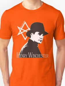 Henry Winchester, Man of Letters T-Shirt