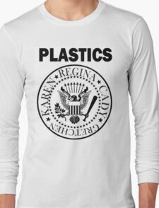 Mean Girls vs. Ramones Long Sleeve T-Shirt