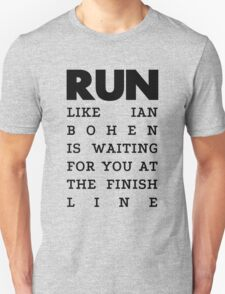 RUN - Ian Bohen T-Shirt