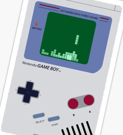 Classic Game Boy Sticker