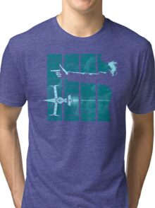 SPACE COWBOY Tri-blend T-Shirt