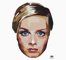 Twiggy - Icon Collection by MarqoValentine