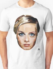 Twiggy - Icon Collection Unisex T-Shirt