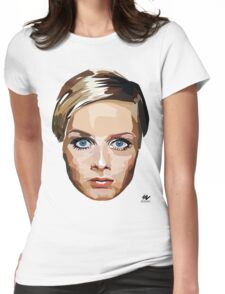 Twiggy - Icon Collection Womens Fitted T-Shirt