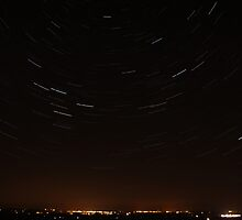 Wiltshire Star trails. by Merlin72