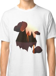 Mordor in the Sky Classic T-Shirt