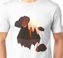Mordor in the Sky Unisex T-Shirt