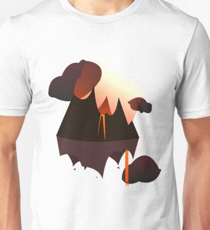 Mordor in the Sky Unisex T-Shirt