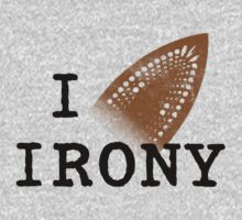 I iron irony One Piece - Long Sleeve