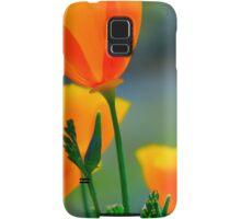 California Poppy Samsung Galaxy Case/Skin
