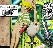Rockabilly Vintage Pinup 03 by ShabbyChick