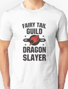 Fairy Tail Unisex T-Shirt