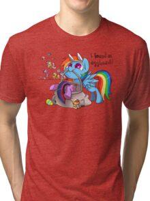 Easter Egghead Tri-blend T-Shirt