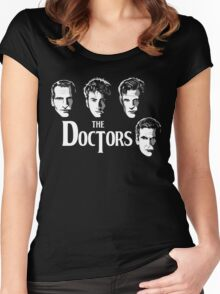 The Doctors Women's Fitted Scoop T-Shirt