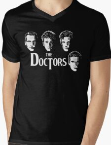 The Doctors Mens V-Neck T-Shirt