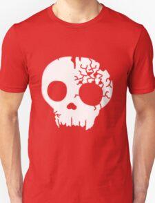 Fractured Skull Logo Unisex T-Shirt