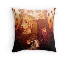 Legend of Zelda: Twilight Princess Throw Pillow
