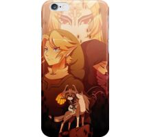 Legend of Zelda: Twilight Princess iPhone Case/Skin