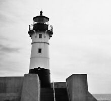 Duluth Lighthouse by Emily Rose