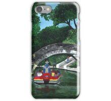 Riverwalk Afternoon iPhone Case/Skin