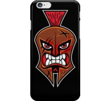 The Mad Spartan iPhone Case/Skin