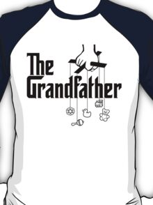 The Grandfather - Mafia Movie Spoof T-Shirt