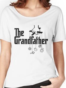 The Grandfather - Mafia Movie Spoof Women's Relaxed Fit T-Shirt