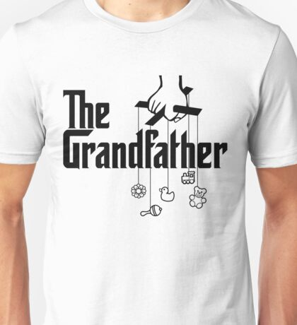 The Grandfather - Mafia Movie Spoof Unisex T-Shirt