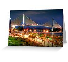bridge BaiChay Greeting Card