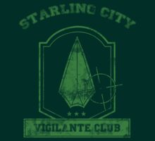 Starling City Vigilante Club 2 by ShadowFallen