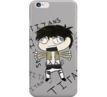 Raging Chibi Eren Attack on Titan Phone Case iPhone Case/Skin