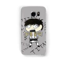 Raging Chibi Eren Attack on Titan Phone Case Samsung Galaxy Case/Skin