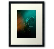 Anton Newcombe Framed Print