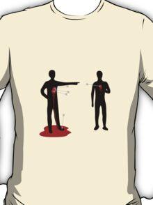 finger-pointing T-Shirt
