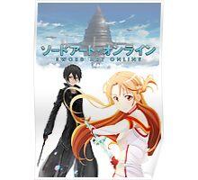 Sword Art Online Poster Poster