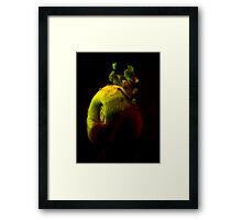 ©NS Surface IIIA Framed Print
