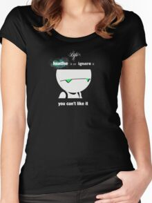 Marvin Women's Fitted Scoop T-Shirt