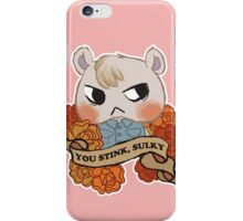 Rude Villagers: Marshal iPhone Case/Skin